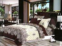 """Комплект постельного белья """"Люкс"""" 70% хлопок 30% полиэстер (Полуторный, двойной, евро, семейный)"""