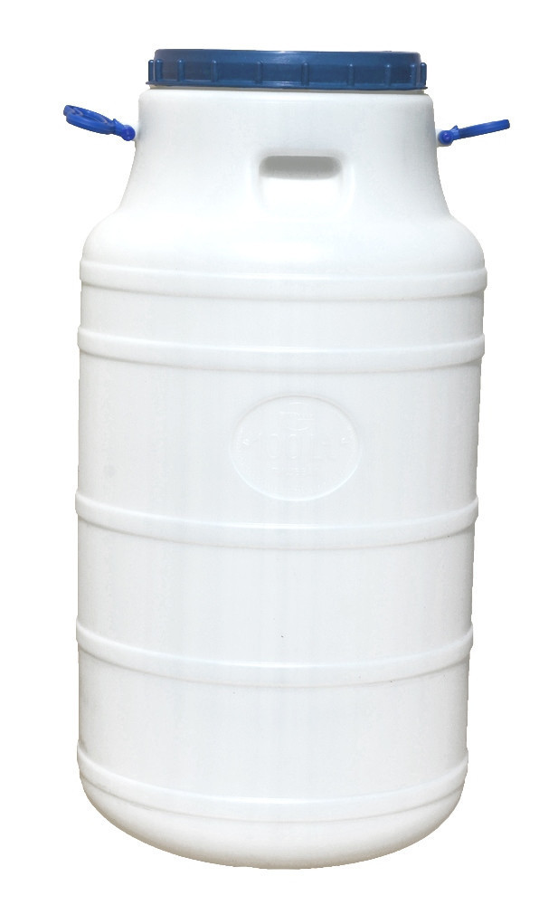 Бидон пластиковый 100 л пищевой