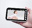 Видеоняня Baby Boom 100 - 2 in 1, с двумя камерами комплекте и экраном 4,3 дюйма, фото 5