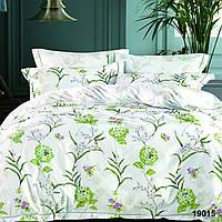 Полуторное постельное белье ранфорс Вилюта 19015