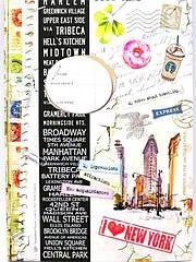 Книга канцелярская 80л (клетка) Мандарин интегральная обложка