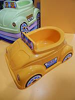 Детский горшок Автомобиль ТМ Maltex