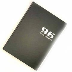 Книга канцелярская 96л (клетка) Мандарин пантонная обложка