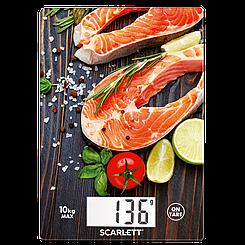 Кухонные весы до 10 кг Scarlett SC-KS57P37