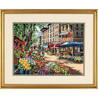 Набор для вышивания Dimensions 35256 Paris Market Cross Stitch Kit, фото 1