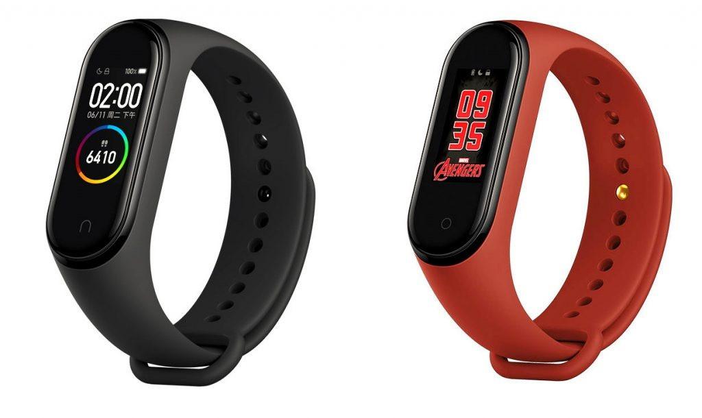 Фитнес браслет Xiaomi Mi Band 4 / Фитнес-трекер Mi Band 4 Original CN