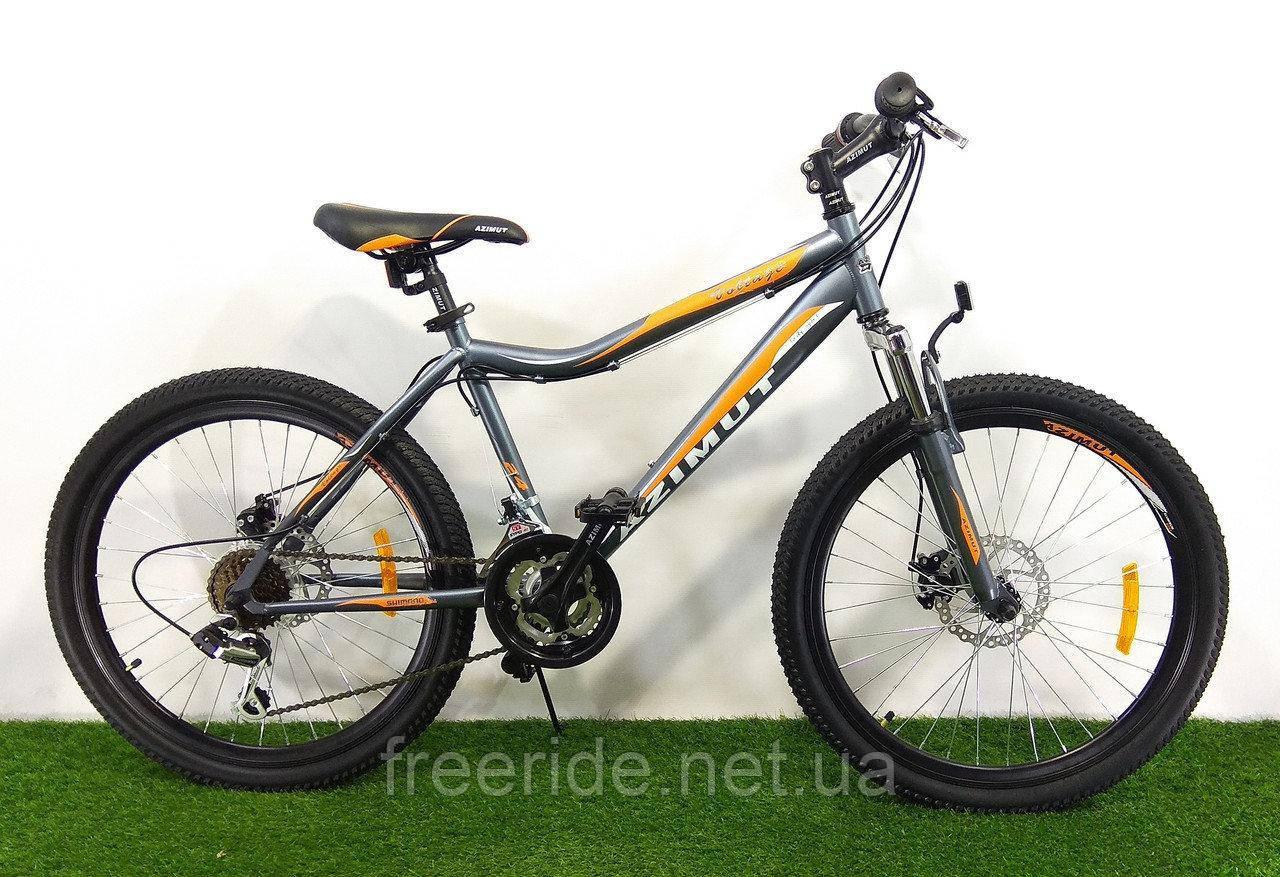Подростковый Велосипед Azimut Voltage 24 GD