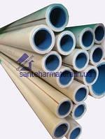 Трубы полипропиленовые для систем отопления и водопроводов