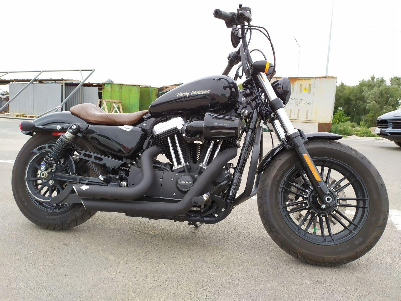 Harley-Davidson 1200 Sportster Forty-eight 48 2016