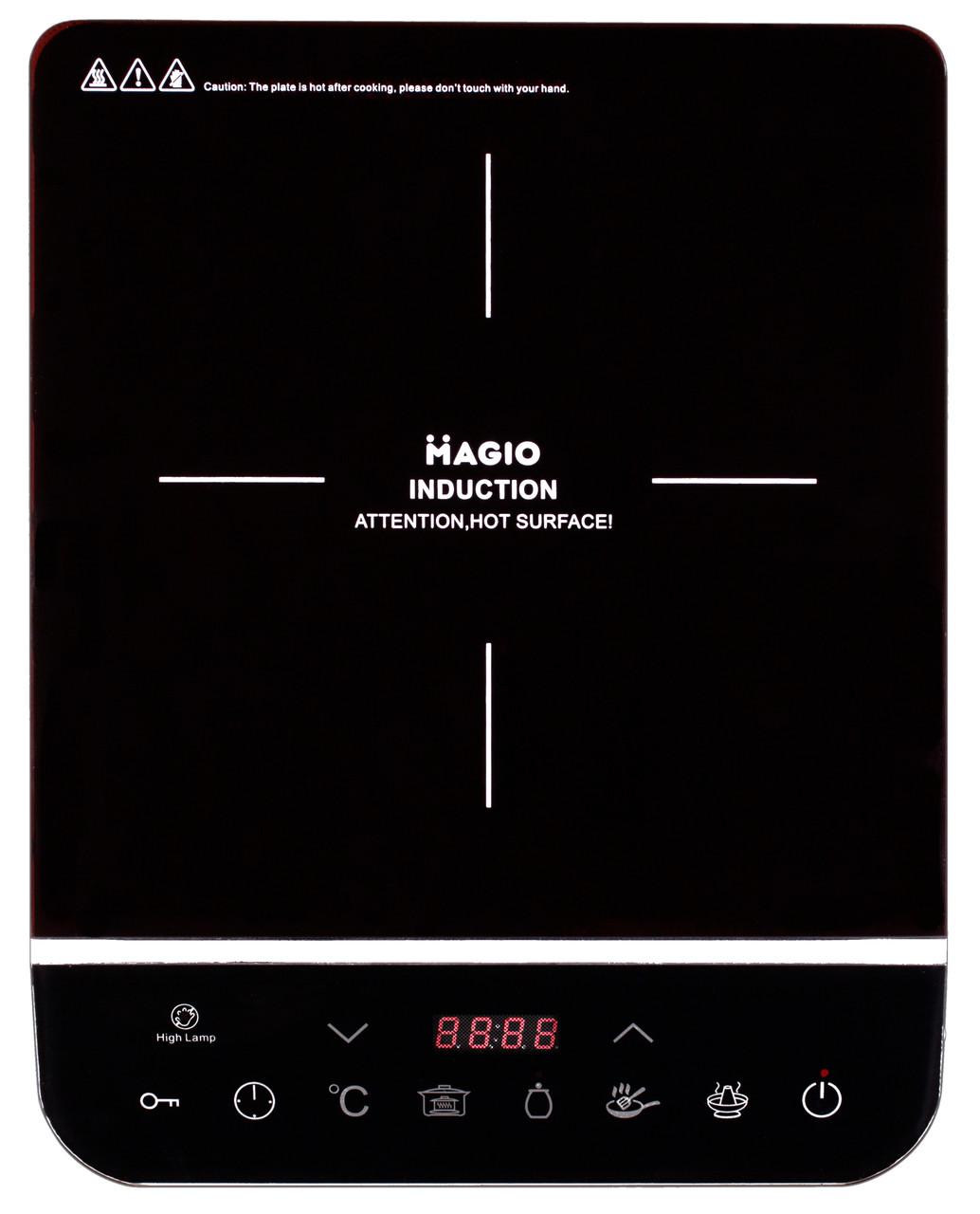 Электроплита индукционная Magio MG-447 2000 Вт