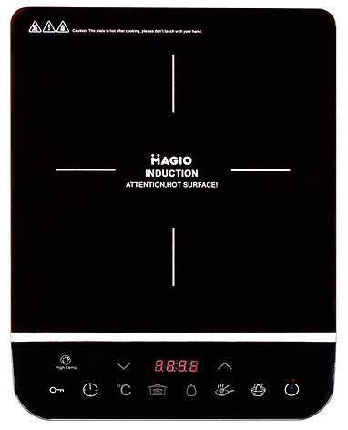 Электроплита индукционная Magio MG-447 2000 Вт, фото 2