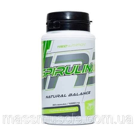 Спирулина Trec Nutrition Spirulina 90 caps