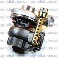 Турбокомпрессор турбина ТКР-50.09.16-02 (Турбокомпрессор турбина ТКР-XY55V)/ ПАЗ-Вектор/ ЯМЗ-53443-30