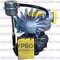 Турбокомпрессор турбина ТКР-HE 200 WG, (3773122/3773121), Cummins ISF 2.8