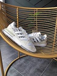 """Мужские кроссовки Adidas ZX 500 RM """"Beige/Camo"""" (люкс копия)"""