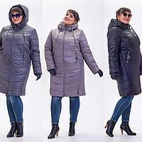 Зимние Пальто Пуховики Corusky. Цвета Размеры в наличии 50-60
