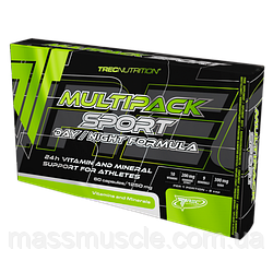 Вітаміни Trec Nutrition Multi Pack Sport Day Night caps 60