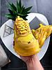Женские кроссовки Balenciaga Triple-S Clear Sole Sneaker-Yellow в стиле Баленсиага, фото 6