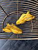 Женские кроссовки Balenciaga Triple-S Clear Sole Sneaker-Yellow в стиле Баленсиага, фото 7