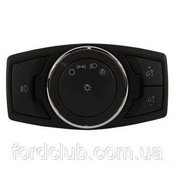 Кнопка включения фар с противотуманной фарой и автосветом Motorcraft SW6985