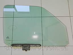 Стекла дверей с затемнением, зеленый цвет, комплект Гольф-2 5-ти дверный