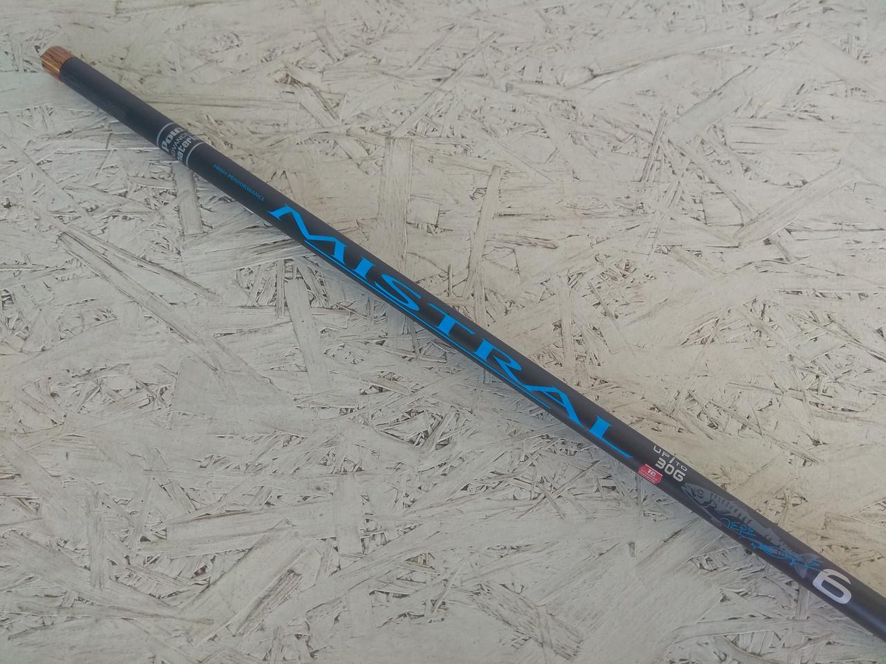 Удилище маховое Siweida Mistral 6 Pole