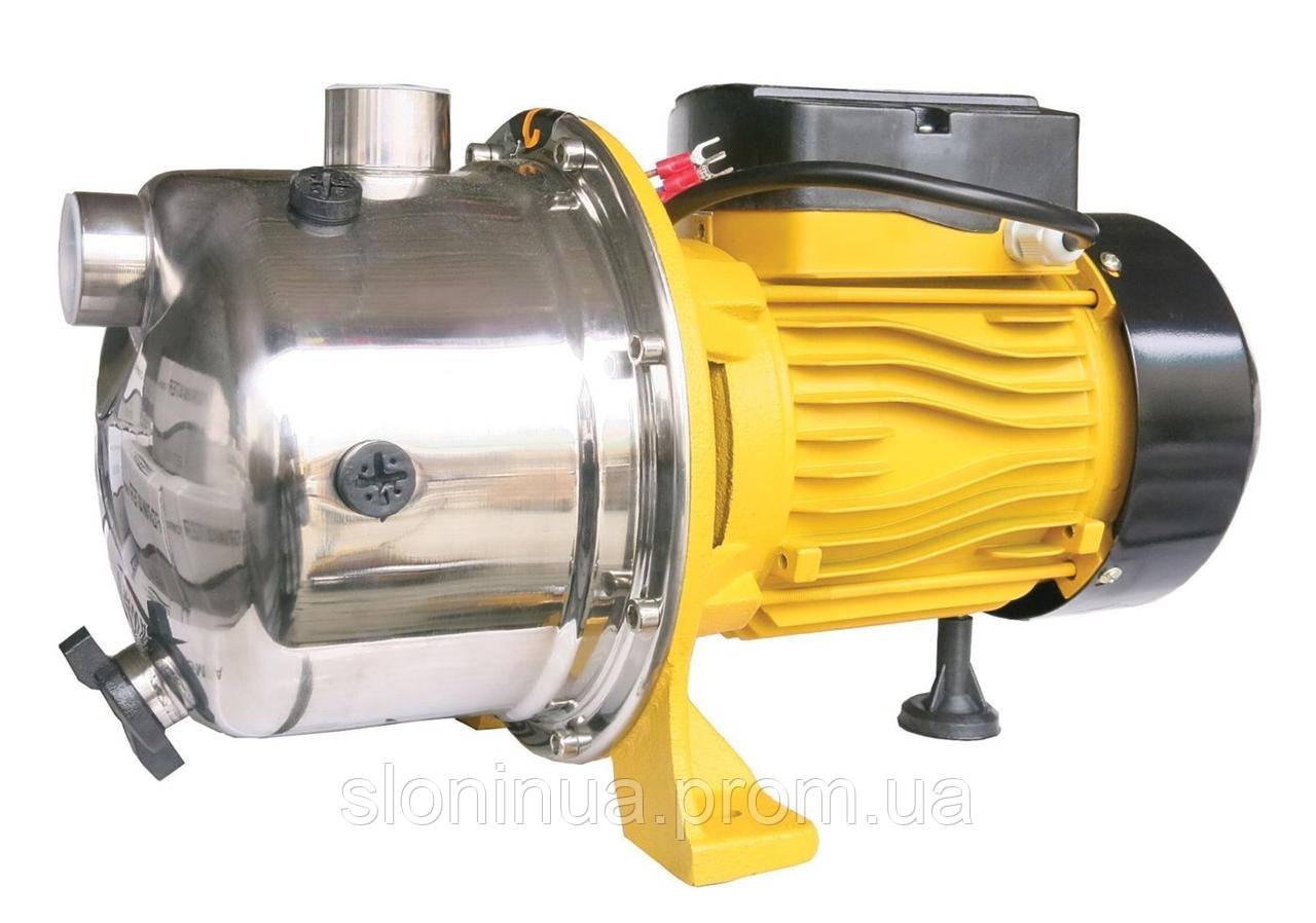 Центробежный поверхностный насос Optima JET100S 1,1 кВт нержавейка (Оптима)