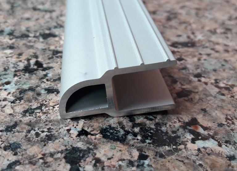 Алюминиевый профиль для пвх лодок | Я образный соединительный