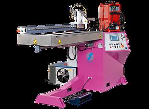 Машини для зварювання поздовжніх швів ELENA II D-Serie