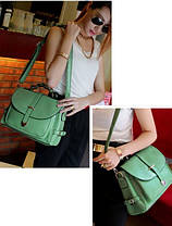 Роскошные женские сумки почтальон, фото 3