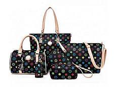 Шикарный набор сумок 6в1, фото 2