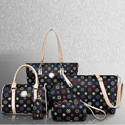 Шикарный набор сумок 6в1