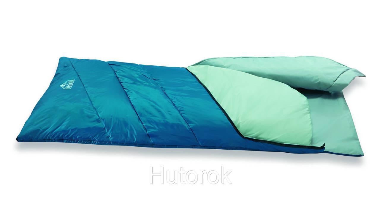 Спальный мешок-одеяло 2-слойный Matric