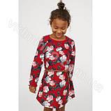 Дитяча сукня з ременем H&M на зріст 98-104 см, фото 2