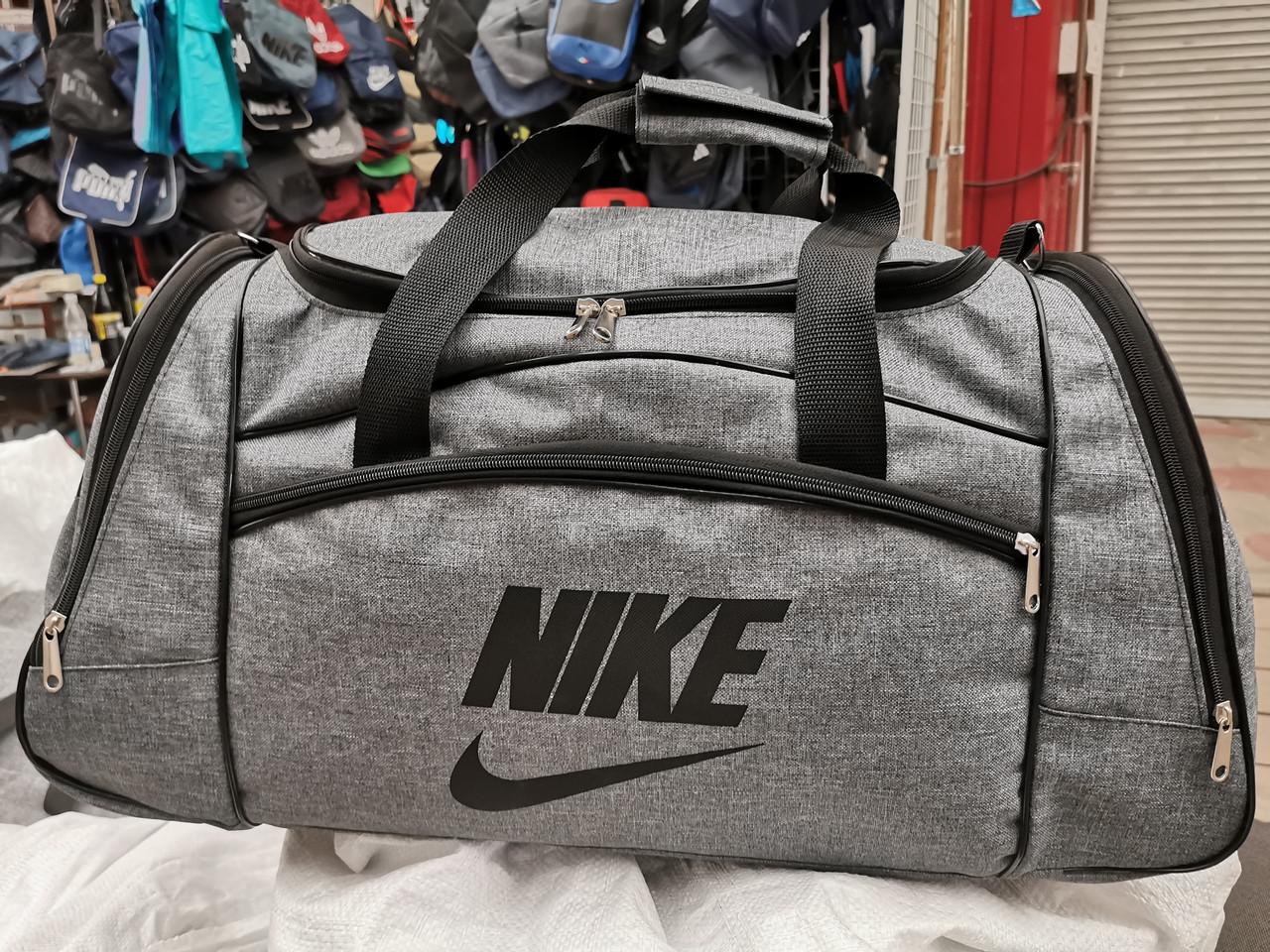 (64*32)Спортивная дорожная сумка NIKE мессенджер только оптом