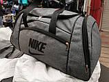 (64*32)Спортивная дорожная сумка NIKE мессенджер только оптом, фото 2
