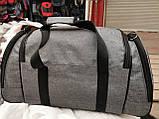 (64*32)Спортивная дорожная сумка NIKE мессенджер только оптом, фото 3