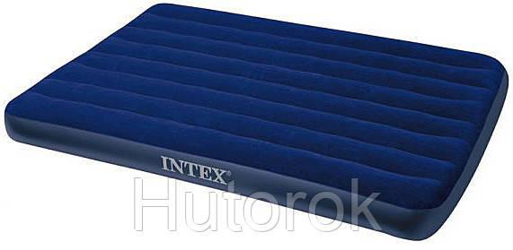 Матрас Intex 152*203*22 см