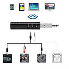 Авто модулятор Bluetooth адаптер BT-450 Wireless | ресивер | трансмиттер AUX MP3 WAV, фото 5
