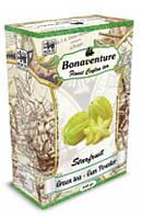 Чай чорний з карамболем Bonaventure Starfruit 100 г