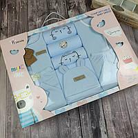 Подарочный набор для новорожденного (гол) (уни)