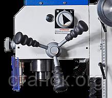 Zenitech BFM 25 Vario фрезерный станок по металлу фрезерний верстат зенитех бфм 25 варио, фото 2