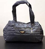 Стильная стеганая женская сумка, сумка-саквояж
