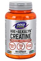 Now Kre-Alkalyn Creatine 120 caps
