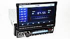 Автомагнитола 1DIN DVD-712 с выездным экраном | Автомобильная магнитола + пульт управления, фото 10