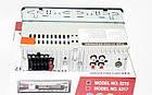 Автомагнитола 1DIN MP3-3215 RGB | Автомобильная магнитола | RGB панель + пульт управления, фото 4