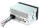 Автомагнитола MP5 2DIN 7012 Little USB + рамка   Автомобильная магнитола   USB+Bluetoth+Камера, фото 4