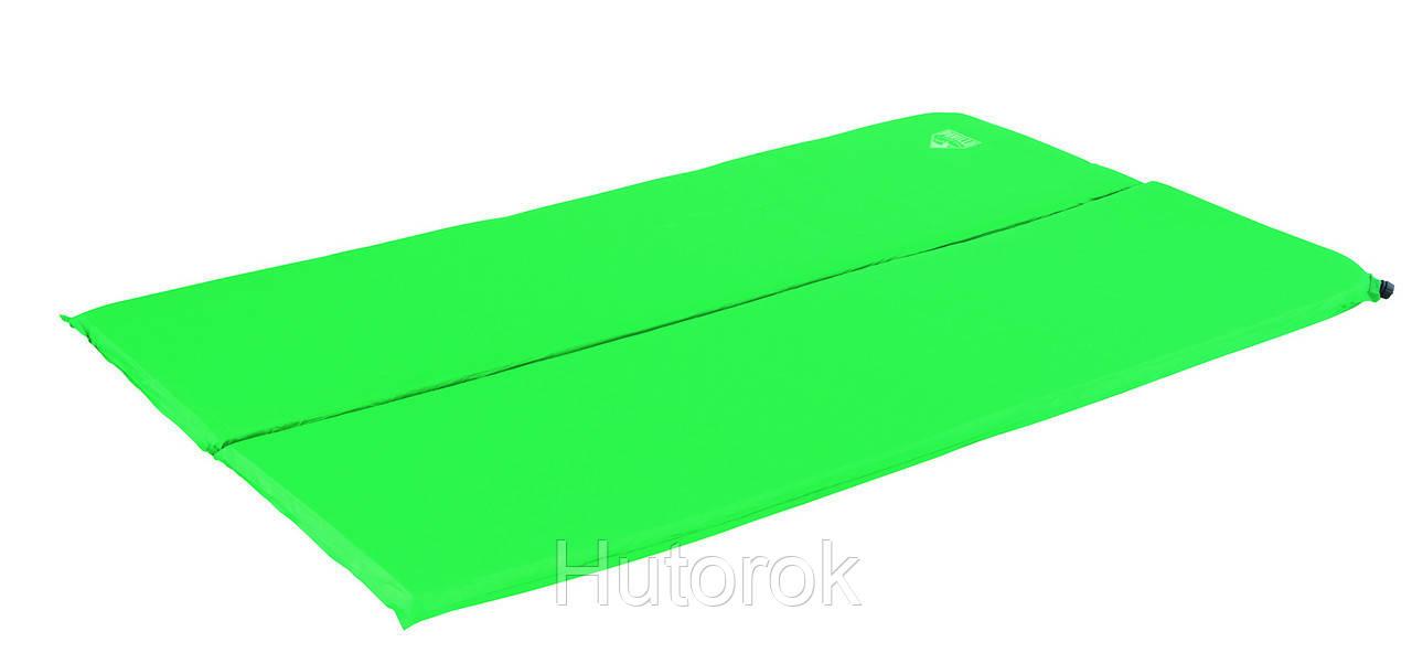 Самонадувающийся коврик 68057 Mondor Camp Mat Bestway (6 шт/уп)