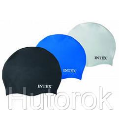 Шапочка для плавания Intex от 8 лет