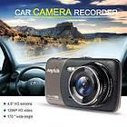 Автомобильный видеорегистратор Anytek B50H на 2 камеры | авторегистратор | регистратор авто, фото 7